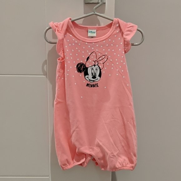 Disney Other - 3 for $23! Minnie mouse onesie